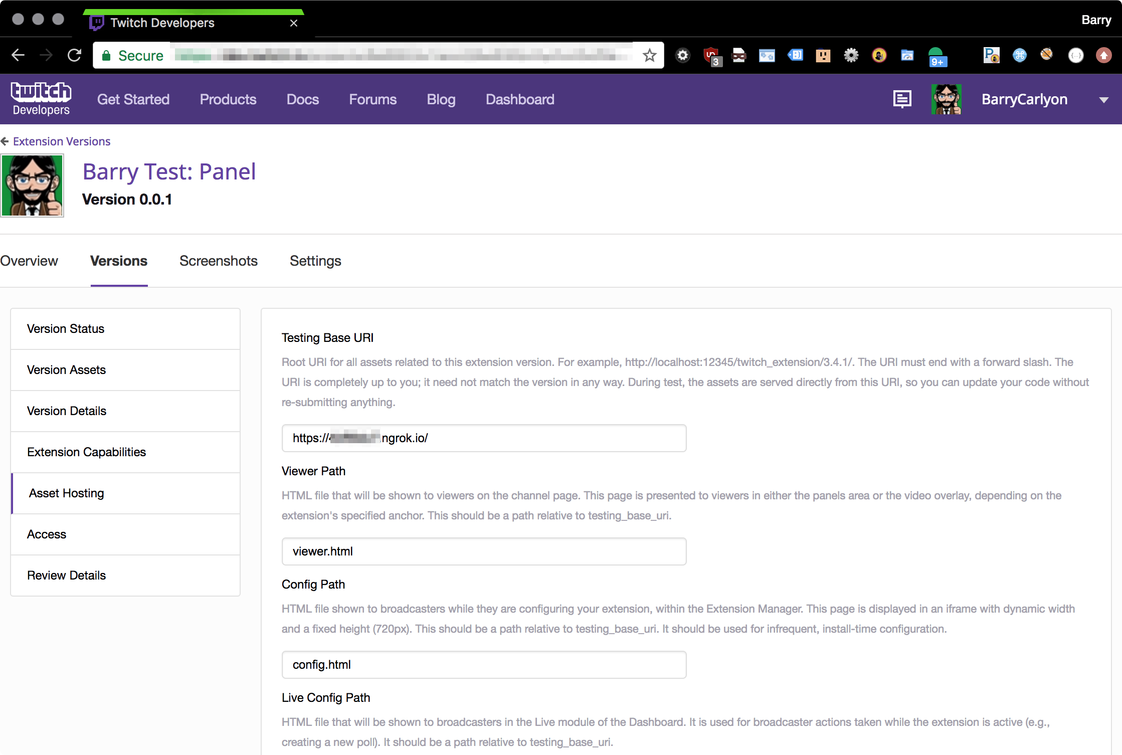 Self signed certificate extensions twitch developer forums imageg2238x1506 405 kb 1betcityfo Images