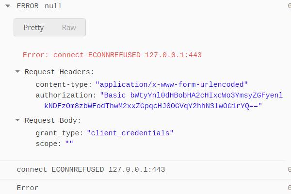 SOLVED] API 401 unauthorized - API - Twitch Developer Forums